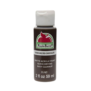 APPLE BARREL MELTED CHOCOLATE (2OZ)