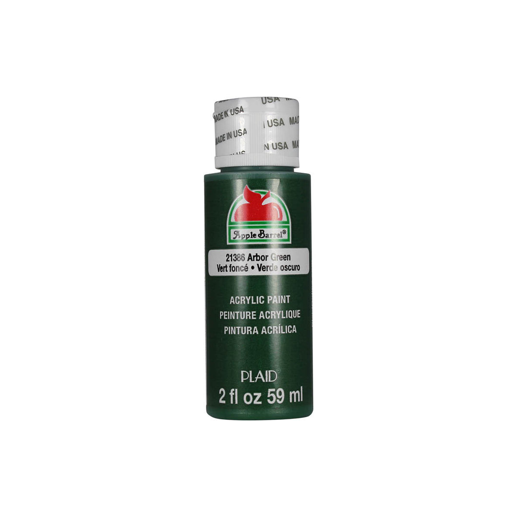 APPLE BARREL ARBOR GREEN (2OZ)