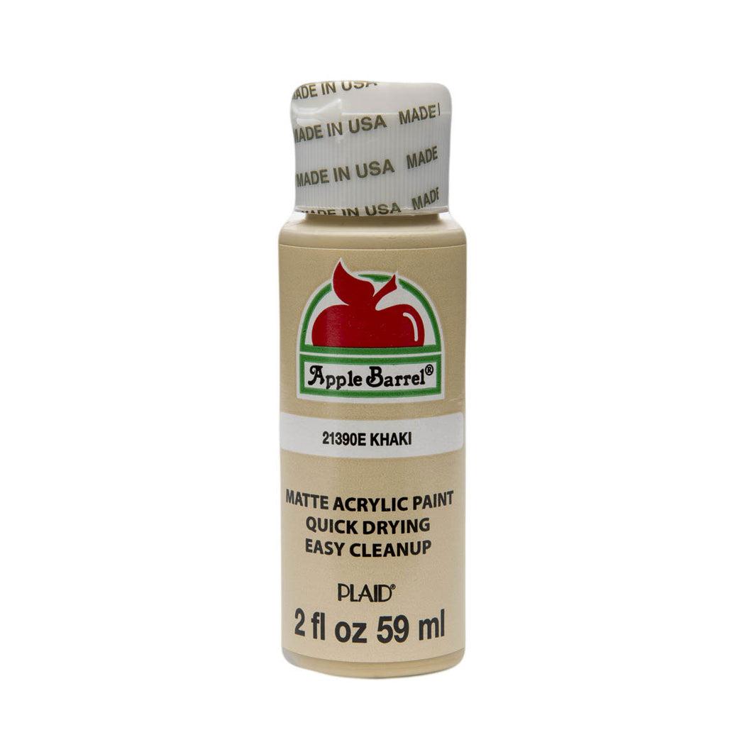 APPLE BARREL KHAKI (2OZ)