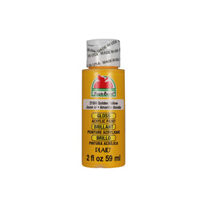 APPLE BARREL GLOSS GOLDEN YELLOW (2OZ)