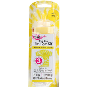TULIP ONE STEP TIE DYE YELLOW