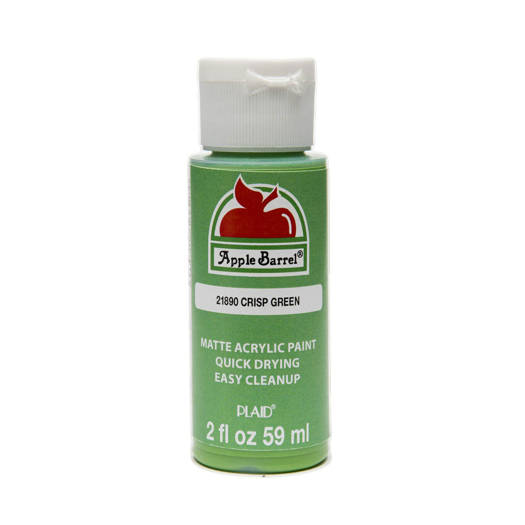 APPLE BARREL CRISP GREEN (2OZ)