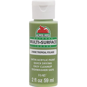 APPLE BARREL MULTI USE TROPICAL FOLIAGE (2OZ)