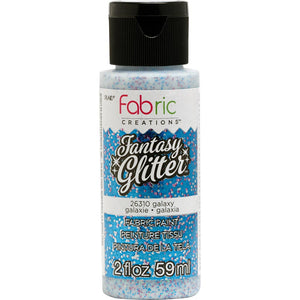 FABRIC CREATIONS FANTASY GLITTER GALAXY (2OZ)