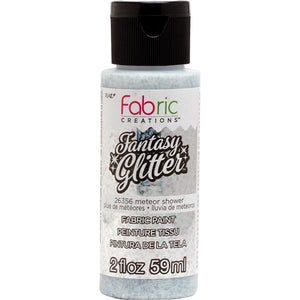 FABRIC CREATIONS FANTASY GLITTER METEOR SHOWER (2OZ)