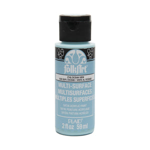 FOLKART ACRYLIC MULTI USE OCEAN VIEW (2OZ)