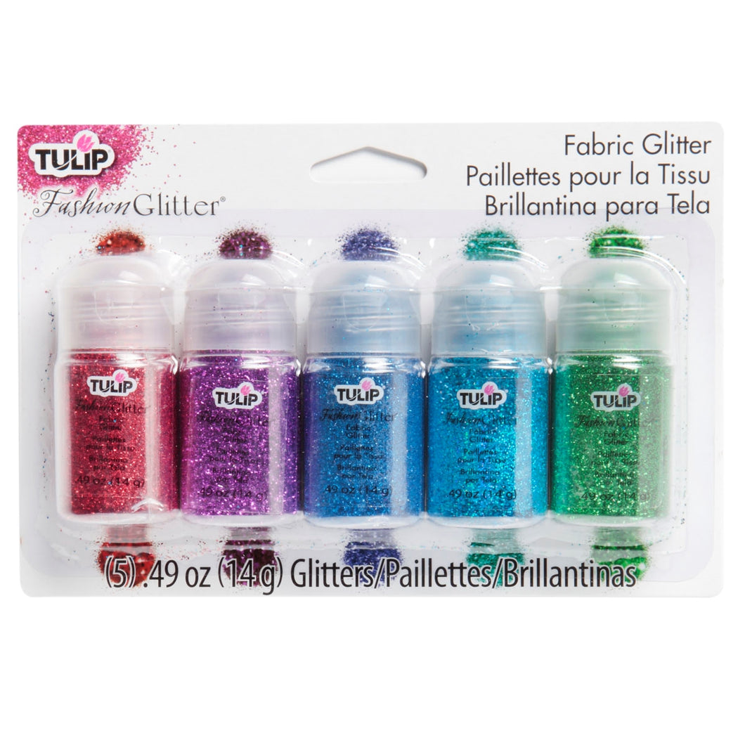 FASHION GLITTER SET JEWEL 5PK