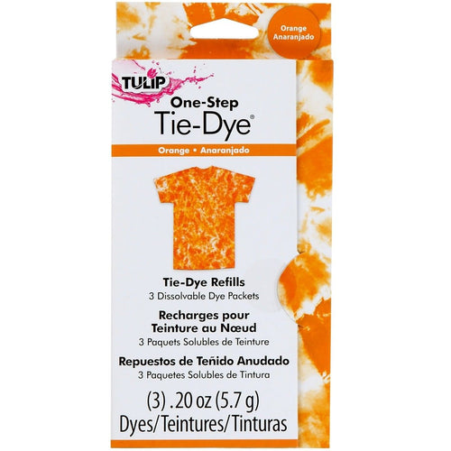 TULIP ONE STEP TIE DYE REFILL ORANGE