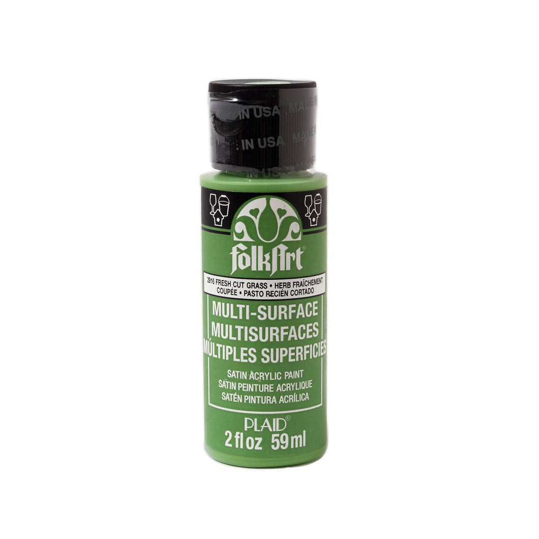 FOLKART ACRYLIC MULTI USE FRESH CUT GRASS (2OZ)