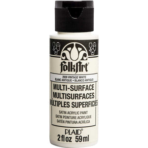 FOLKART ACRYLIC MULTI USE 2OZ VINTAGE WHITE