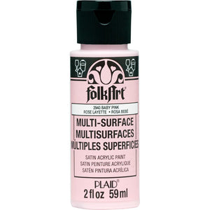 FOLKART ACRYLIC MULTI USE BABY PINK (2OZ)