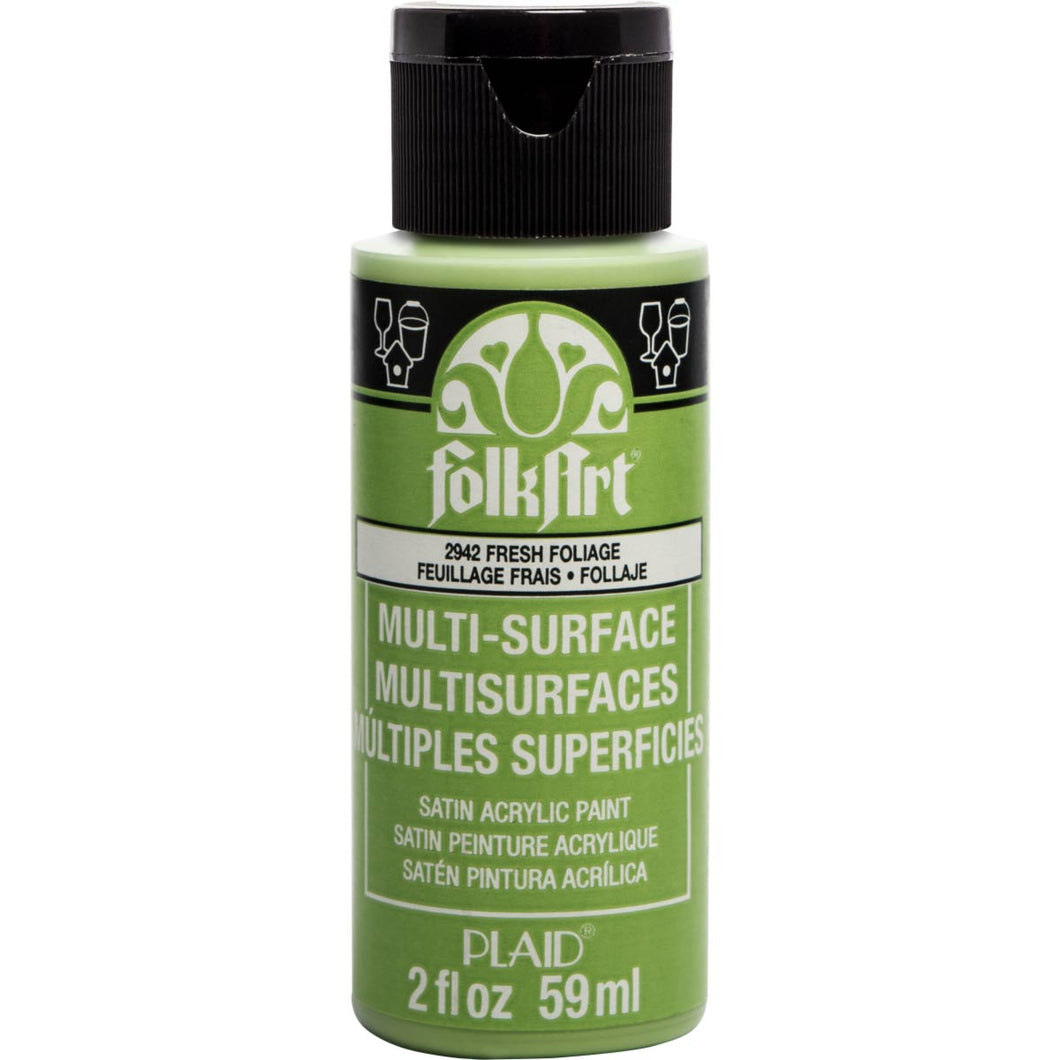 FOLKART ACRYLIC MULTI USE FRESH FOLIAGE (2OZ)