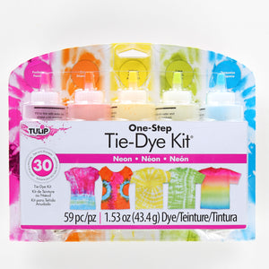 Tulip One Step Tie Dye  NEON