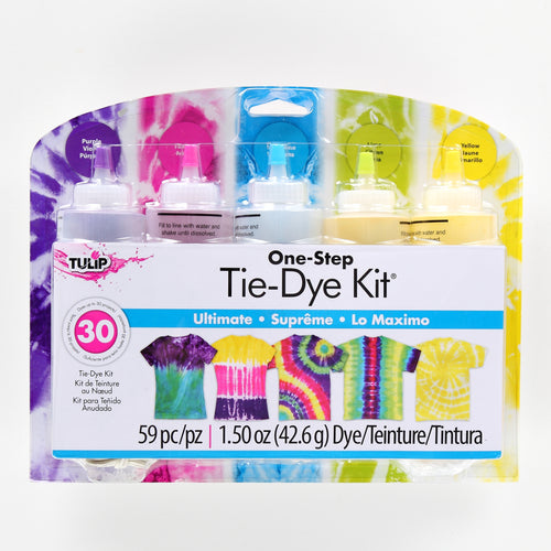 Tulip One Step Tie Dye ULTIMATE