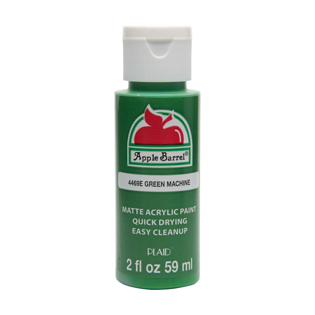 APPLE BARREL GREEN MACHINE (2OZ)