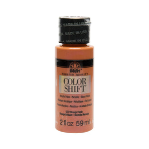 FOLKART COLOR SHIFT ORANGE FLASH (2OZ)