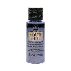 FOLKART COLOR SHIFT BLUE VIOLET FLASH (2OZ)