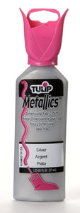 TULIP METALLIC SILVER (1.25OZ)