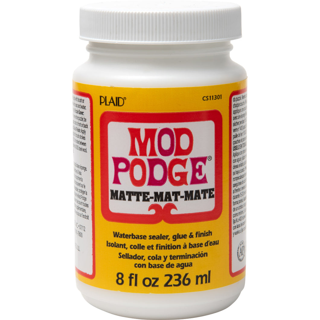 Mod Podge ® Matte, 8 oz. - CS11301