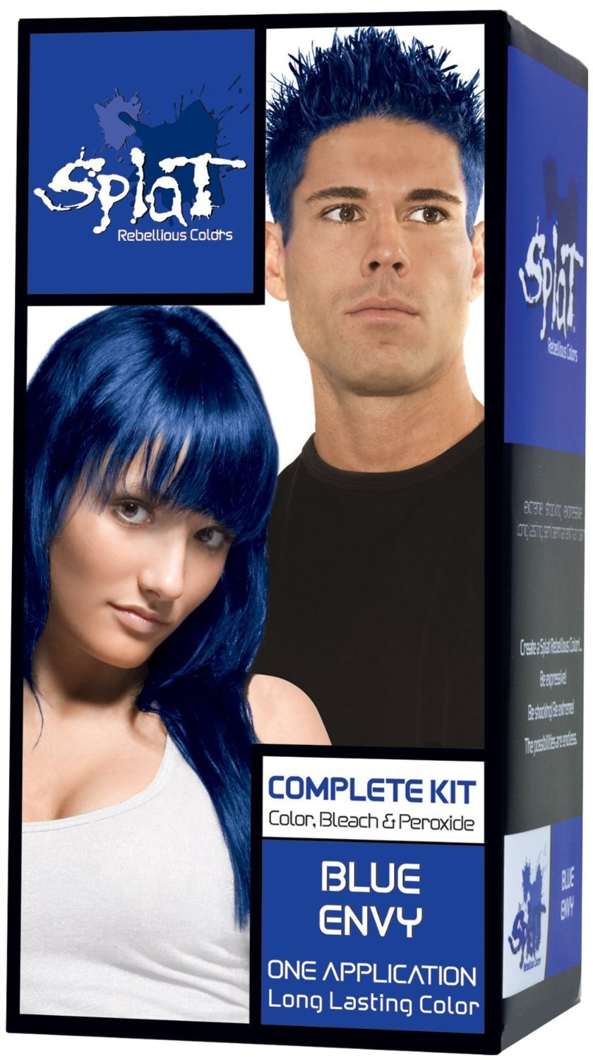 Cosmetic - Splat Colour Kit  Blue Envy