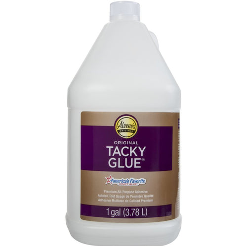 Aleene's Original Tacky Glue 128oz / Gallon