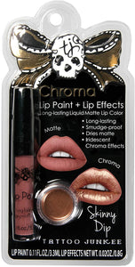 Cosmetics - Tattoo Junkee - Skinny Dip Lip Paint