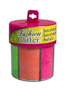 Bargain Corner - Tulip Fashion Glitter multi pack