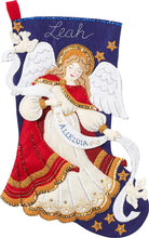 Bucilla ® Seasonal - Felt - Stocking Kits - Christmas Angel - 86860