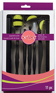Sculpey Essential Premium Tool Kit (11pc)