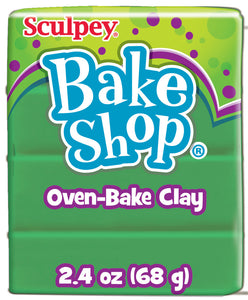 BAKE SHOP GREEN  (2.4OZ)