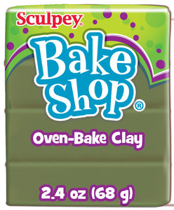 BAKE SHOP OLIVE GREEN (2.4OZ)