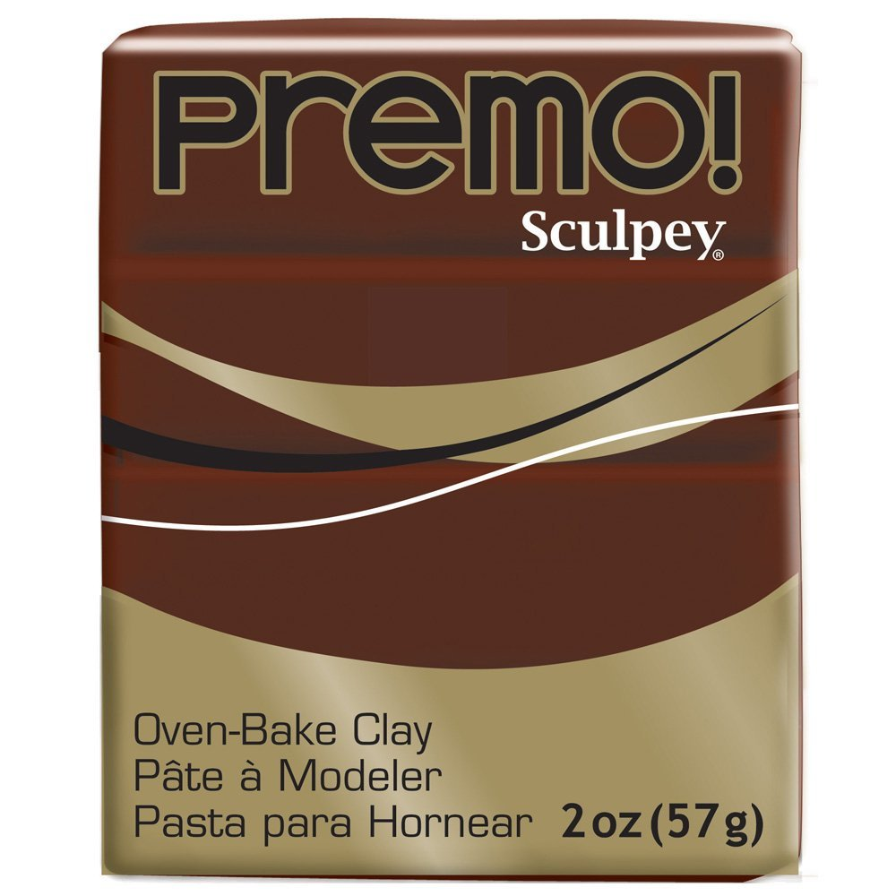 Premo Sculpey Burnt Umber (2oz)