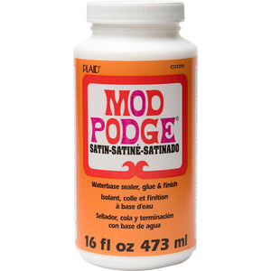MOD PODGE SATIN (16OZ)