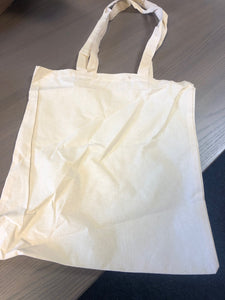 Bargain Corner - Plain Tote Bag for Decoration