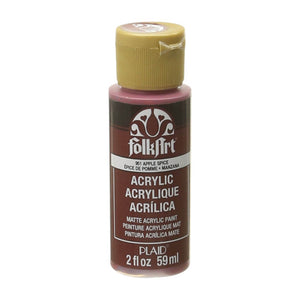 FOLKART ACRYLIC APPLE SPICE (2OZ)