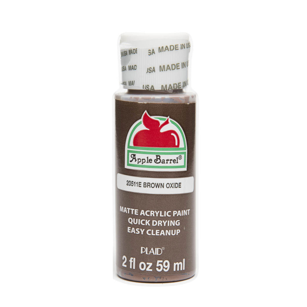 APPLE BARREL BROWN OXIDE (2OZ)