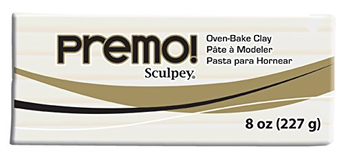 Premo Sculpey White (8oz)