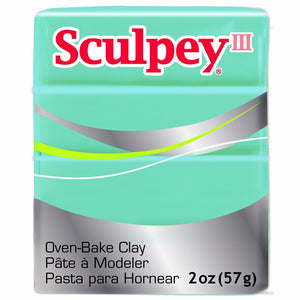 Sculpey III  Tranquility 2oz 57g S302 370 S302 370