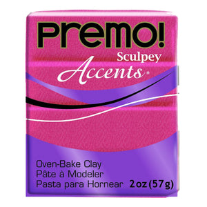 Premo Sculpey Accents  Sunset Pearl (2oz)