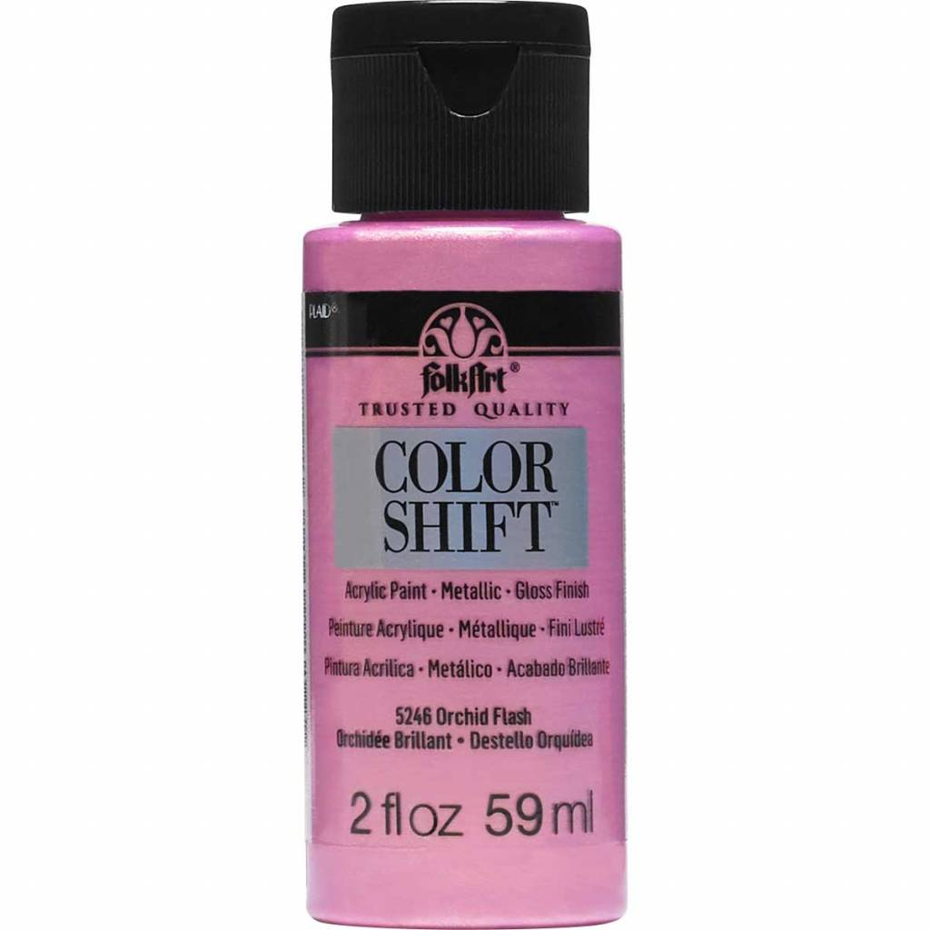 FOLKART COLOR SHIFT ORCHID FLASH (2OZ)