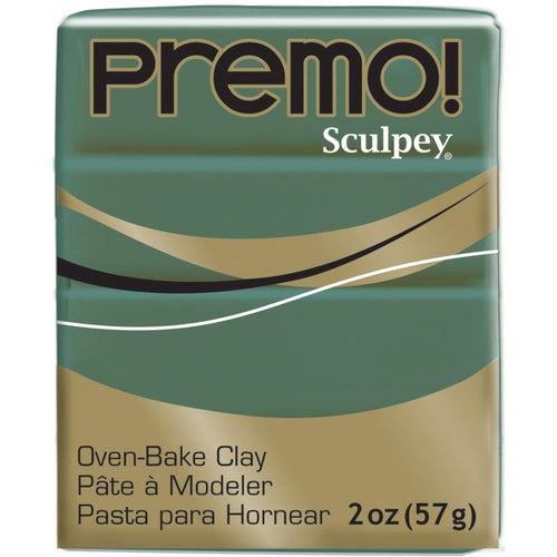 Premo Sculpey Jungle (2oz)