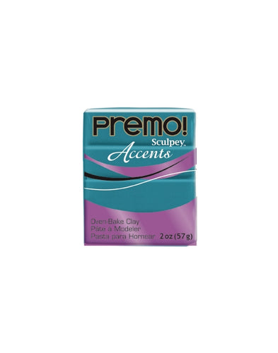 Premo Sculpey Accents Peacock Pearl (2oz)
