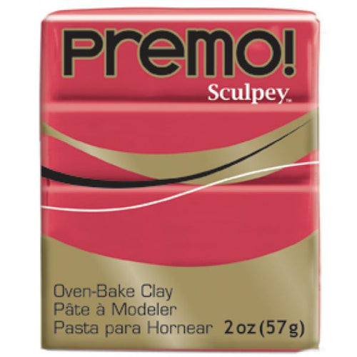 Premo Sculpey Pomegranate (2oz)