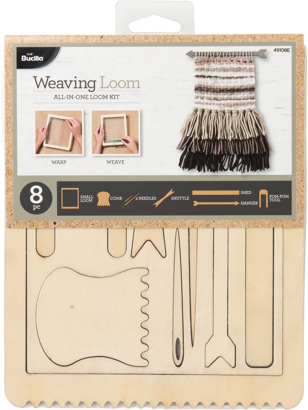 Bucilla All in one Loom kit