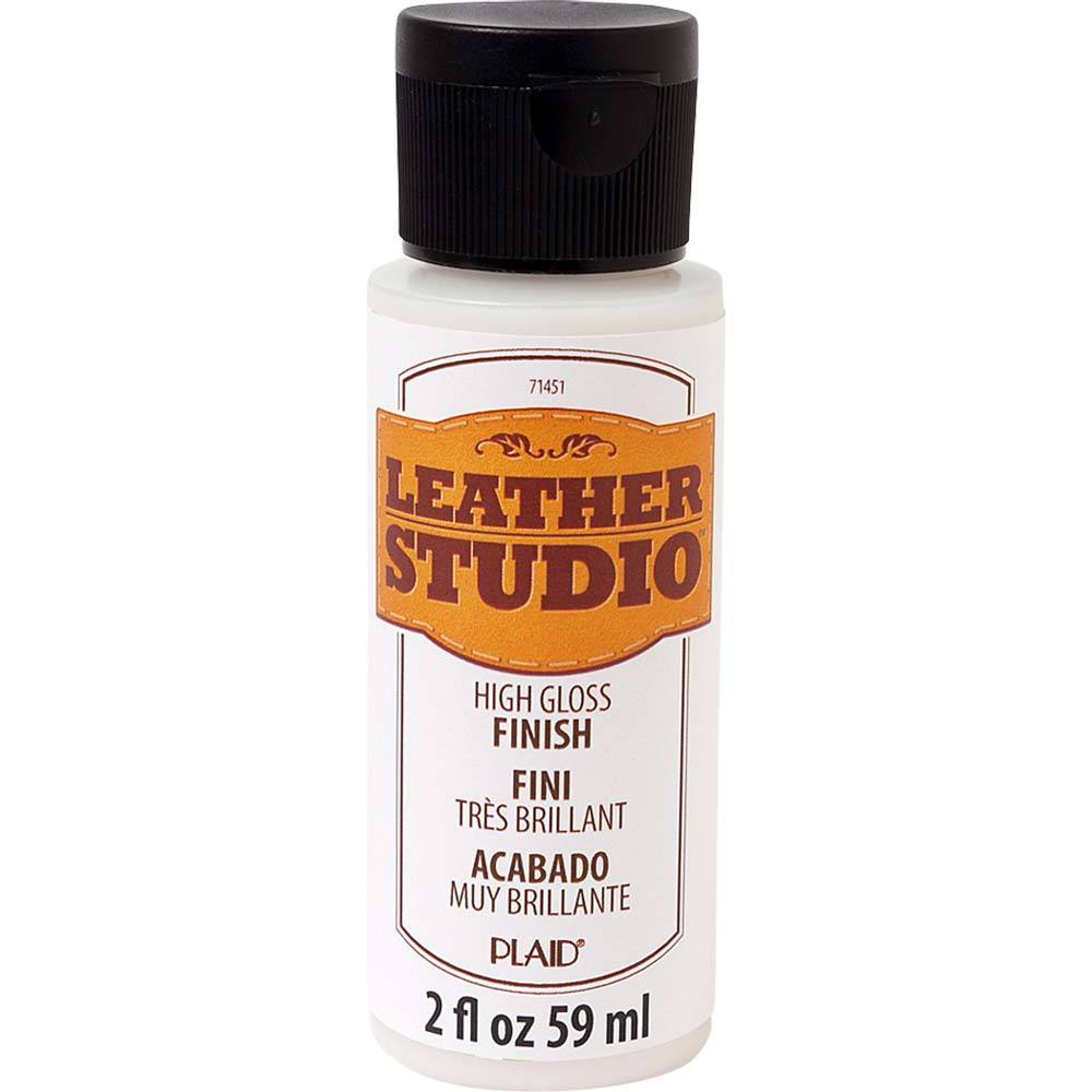 Leather Studio High Gloss Finish - Cosplay Plaid Crafts