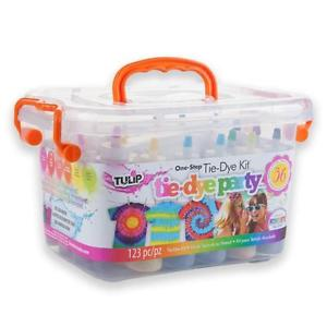 Tulip One Step Tie Dye Party Kit -One Step Cold Water Dye Ready to Rock