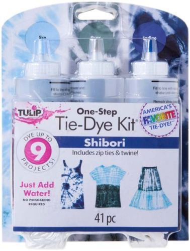 Tulip One Step Tie Dye - Shibori 3 pack