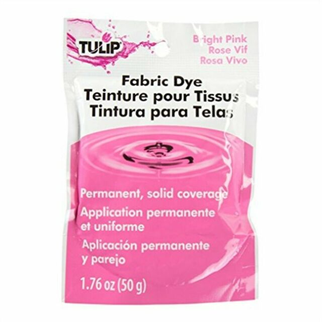 Tulip Fabric Dye 50g BRIGHT PINK