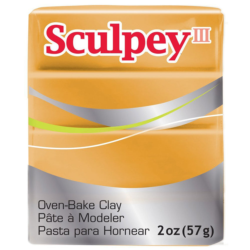 Sculpey III Gold (2oz)