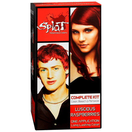Cosmetics - Splat Hair Colour Kit - Luscious Raspberry